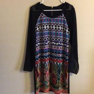Desigual dress size 40 US 8